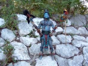 Mayan-Blue